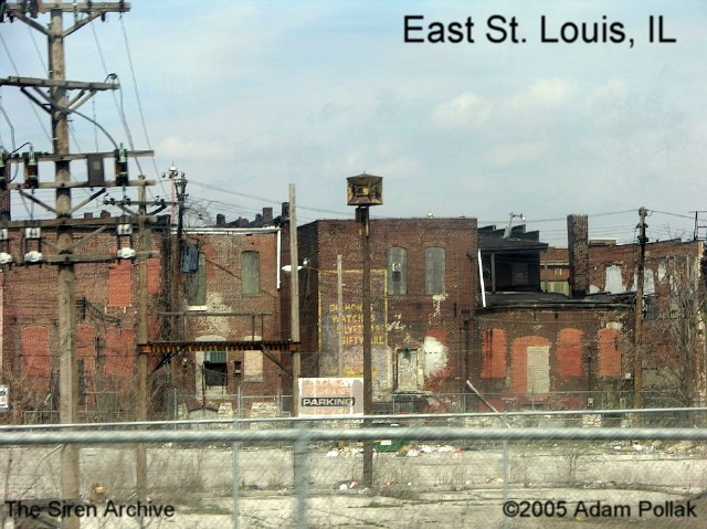 east st louis